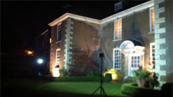 ECO friendly Outdoor Floodlighting Hire Cambridgeshire